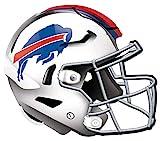 NFL Buffalo Bills Unisex Buffalo Bills Authentic Helm, Team-Farbe, 30,5 cm