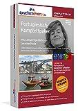 Portugiesisch Sprachkurs: Fließend Portugiesisch lernen. Lernsoftware-Komplettpaket
