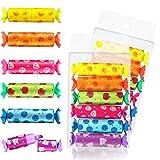 Candy Textmarker, Mini-Textmarker, 6 Farben, Textmarker, Keilspitze, für Erwachsene und Kinder,...