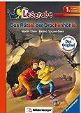 Das Rätsel der Drachenhöhle - Leserabe 1. Klasse - Erstlesebuch für Kinder ab 6 Jahren (Leserabe...