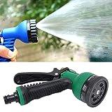 Bewsserung Werkzeug 8 Funktion Garten Wasserpistole Multifunktionale Spritzpistole...