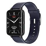 LJMG Neue DT93 Smart Watch 2020 1,78 Zoll EKG Bluetooth Call Ultra Hohe Vergrößerung HD-Bildschirm...