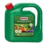 Substral Gartendünger Universal, Flüssigdünger für Blumen, Sträucher, Bäume, Beeren, Obst und...