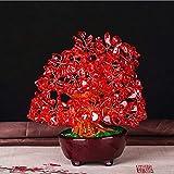 GETSO Startseite Geschenk-Geburtstag für Reichtum Feng Shui Tischdekoration Ornament bunten...