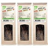 4yourpet Dörrfleisch für Katzen und Hunde, Trockenfleisch in hauchdünnen Streifen, 100%...