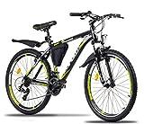 Corelli Desert Mountain-Bike 29 Zoll 27,5 Zoll 26 Zoll mit Aluminium-Rahmen, Shimano Schaltwerk, 21...