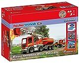 Fischertechnik 554193 Easy Starter Fire Trucks Spielzeug ab 3 Jahren-das Lieblingsthema Feuerwehr fr...