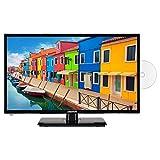 MEDION E12433 59,9 cm (23,6 Zoll) Full HD Fernseher (HD Triple Tuner, DVB-T2 HD, integrierter...