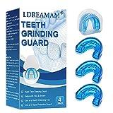 Aufbissschienen,Knirscherschiene Beißschiene,Night Mouth Guard,Mundschutz Verhindern effektiv...
