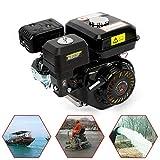 Benzinmotor Kartmotor Standmotor Antriebsmotor 4 Takt Motor 5100W 7,5 PS Ölmangelsicherung...