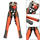 Einstellbare Wire Cable Stripper automatische Cutter Zange Elektriker Crimpzange 8 Zoll...