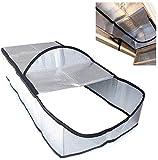 Envision Dachbodenleiter, isolierte Dachbodenmarkise mit Reißverschluss, einfach zu bedienen