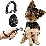 NXL 2Er Hundeklicker Set Klicker Hund Clicker Mit Flexibler Handschlaufe - Bestens Geeignet Für Die...