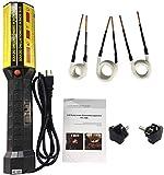 Magnetisches Induktionsheizer-Set, Kleiner Handheld-Induktionsheizer, flammenloses Heizwerkzeug für...