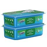 Swiffer Bodenwischer Feuchte Bodentücher Nachfüllpack mit frischem Zitrusduft 48 St., für eine...