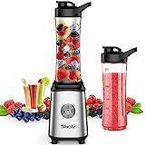 Mixer Smoothie Maker, Sboly Smoothie Mixer für Milchshakes und Juice Shakes, Mixer für Smoothies,...