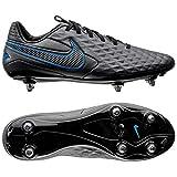 Nike Unisex-Erwachsene Legend 8 Pro Sg Fußballschuhe, Mehrfarbig Black-Blue Hero 4, 42 EU