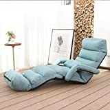 Lounge Chair Indoor , Klappbarer Lazy Sofa Chair Stilvolle Sofa Couch Betten Lounge Chair...