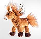 Schaffer 232 Plüsch-Schlüsselanhänger Pferd Magic