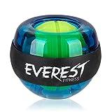 EVEREST FITNESS Energyball/Handtrainer zum Training der Hand- und Armmuskulatur mit gummiertem...