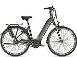 Kalkhoff Agattu 4.B Performance E-Bike Wave 2020, Schwarz e Bike (M 50)