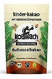 koawach Dschungelkakao Kakaopulver mit Kokosblütenzucker - Kinder Kakao - Bio, vegan und Fair Trade...