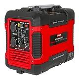 STIER Stromerzeuger Premium SNS-190, Strom Generator, Benzin, 4l Tankvolumen, 21,5 Kg,...