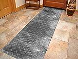 Korridor Teppich- Flur Teppich Läufer, Teppich Moderner minimalistischer Stil, Breite 60cm / 80cm /...
