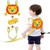 Lehoo Castle Kinder Sicherheitsleine, Kinder Leine Handgelenk, Anti-verloren Gürtel Handgelenk Link...
