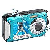 Unterwasserkamera 2.7K Full HD 48.0 MP Kamera Unterwasserkamera Digitalkamera Videorecorder...