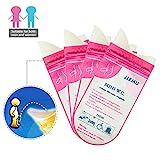 Hete-supply Einweg-Urinal, 4Stck, Unisex-Urin-Beutel, Mini-WC, Tasche, Auto, Pee Urinal Vomit...