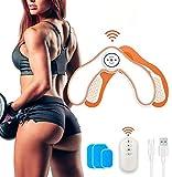 ROOTOK EMS Po Trainer,EMS Trainingsgerät zur gezielten Stimulation der Po Muskulatur! -...