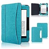 ACcolor Folio Hülle für Kindle Paperwhite (alle Generationen 2012-2018) - PU Leder Schutzhülle...