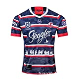YIMING 1920 Memorial Football Jersey, Hahn Rugby Jersey, T-Shirt Training, Fußball Jersey,M