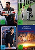 Tom Cruise 4-Filme Collection: Top Gun + In einem fernen Land + Rain Man + Cocktail [4er DVD-Set]