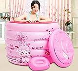 YANGFH Aufblasbare badewanne badewanne faltende badewanne Baby Schwimmbad verdickung Isolierung...