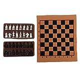 Dynastie Krieg -Historisches Chinesisches Schachspiel Set mit 32 Schachfiguren - S