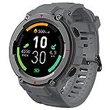 AllCall Model 3 Smartwatch,mit Blutdruck messung Intelligente Uhr IP68 Waterproof,Pulsuhren...