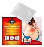 Wärmepflaster Rücken Körper Wärme Pad selbstklebend 10/24 Stück 100% natürlich (10)