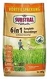 Substral Naturen 6in1 Komplett Rasendünger, mit Sofort und Langzeitwirkung zur ganzjährigen...