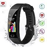 Inskondon fitness armband,Aktivitätstracker, Fitness Tracker mit Blutdruck / HR Monitor,mit...