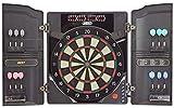 Best Sporting elektronische Dartscheibe Oxford 2.0, LED Dartboard Kabinett mit 12 Dartpfeilen,...