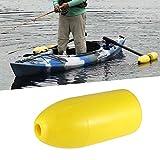 Walmeck- 5 x 11-Zoll Shrimp Trap Float Kajak Stablizer Anker Boje Indictor Marker