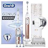 Oral-B Genius 10000N Elektrische Zahnbürste mit Zahnfleischschutz-Assistent und Premium...