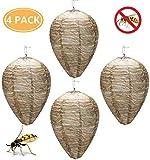 Wespe-Nest Decoy Eco Friendly Hanging Geflschte Wespe-Nest Laterne Falle fr Haus und Garten Im...