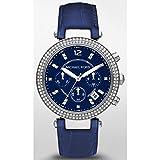 Michael Kors Women's Parker Watch - Blue