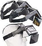 auvisio AR Brille: 2er-Set Augmented-Reality- und Video-Brillen fr Smartphones, 69 (FPV Brille)