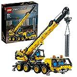 LEGO 42108 Technic Kran-LKW, Spielzeug, Bausatz für Baufahrzeuge