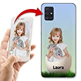 KX-Mobile Hülle für Samsung Galaxy S3 / S3 Neo personalisiert als Ei aus Silikon/TPU mit deinem...