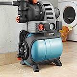 GARDENA 01754-61 Hauswasserwerk 4000/5 eco, 850 W, trkis, schwarz, Orange